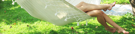 The sweet art of hammocking - 10 gouden tips