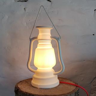 Stormlamp op elektriciteit