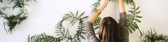 Au naturel: 12  last minute styling-tips voor kerst