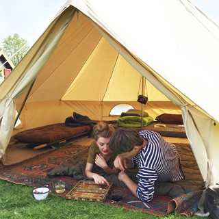 Bell tent - 400