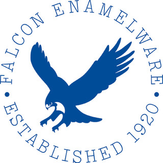 emaille keukenset - Falcon