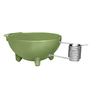Dutchtub Original Olive Green